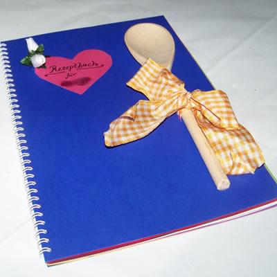 [ Geschenke – Special ] Kochbuch zur Hochzeit.