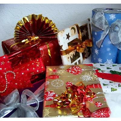 [Geschenkverpackung] Weihnachtliche Varianten