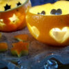 [Weihnachtsdeko] Duftende Orangenlichter