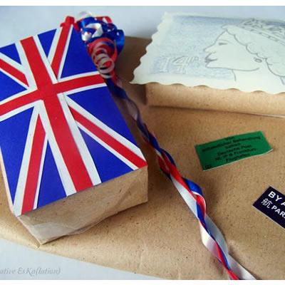 Very british oder die feine englische Verpackung