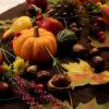 [Dekoration] Herbstliche Tischdeko