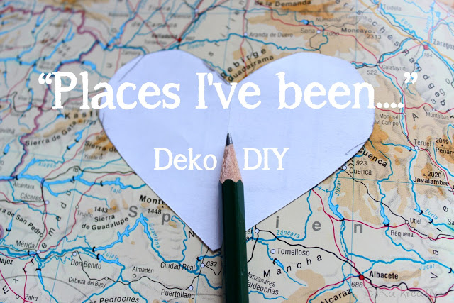 Reise-DIY Places I've been