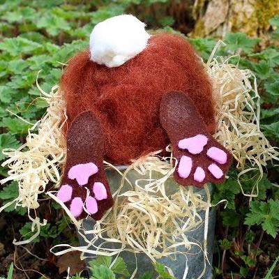 [Ostern] Süße Osterhasen für Innen und Außen