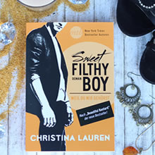 [All about the books] – Christina Lauren – Sweet Filthy Boy