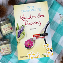 [All about the books] Petra Durst-Benning – Kräuter der Provinz