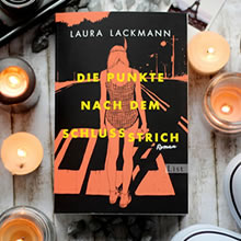 [All about the books] Laura Lackmann, verwirrend speziell