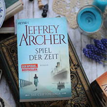 [All about the books] – Jeffrey Archer – Spiel der Zeit