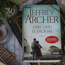 [All about the books] Jeffrey Archer – Erbe und Schicksal