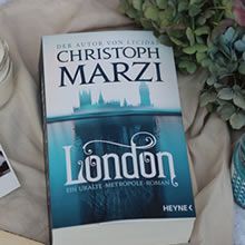 [All about the books] Christoph Marzi – London