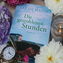 [All about the books] Sarah Maine – Die gestohlenen Stunden