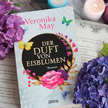 [All about the books] Veronika May – Der Duft von Eisblumen