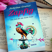 [All about the books] Felicitas Gruber – Zapfig