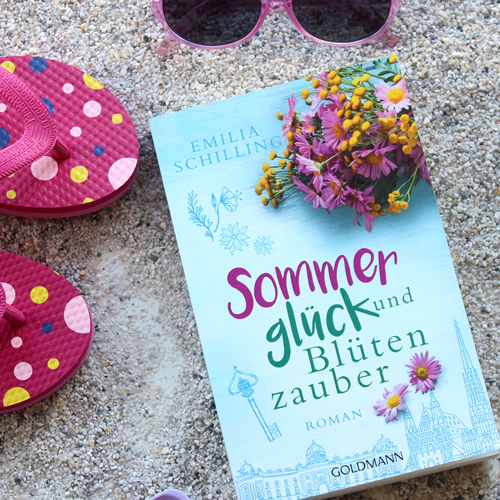 [All about the books] Emilia Schilling – Sommerglück und Blütenzauber