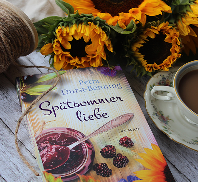 [All about the books] Petra Durst-Benning – Spätsommerliebe