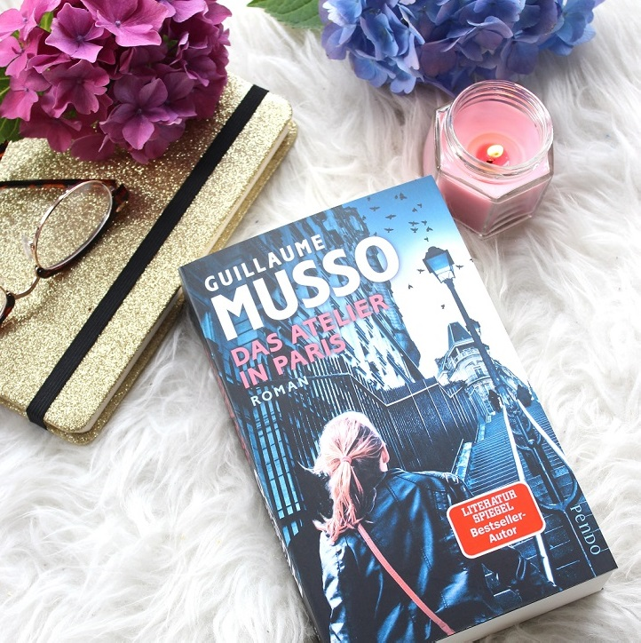 [All about the books] Guillaume Musso – Das Atelier in Paris