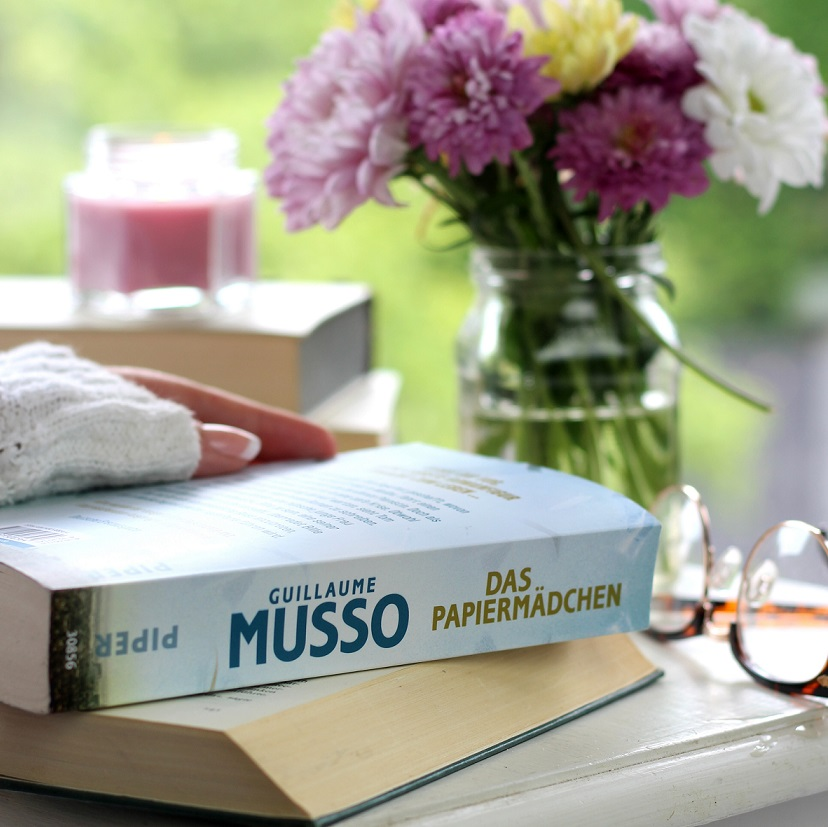 [All about the books] – Guillaume Musso – Das Papiermädchen