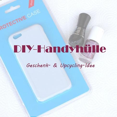 [DIY-Weihnachtsgeschenk] Selbstgemachte Handyhülle