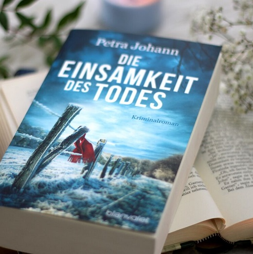 [All about the books] Petra Johann – Die Einsamkeit des Todes