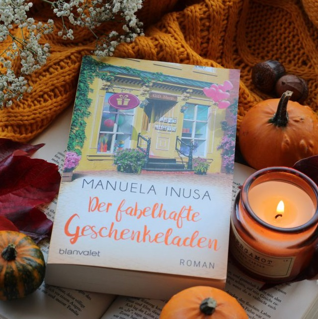 [All about the books] Manuela Inusa – Der fabelhafte Geschenkeladen