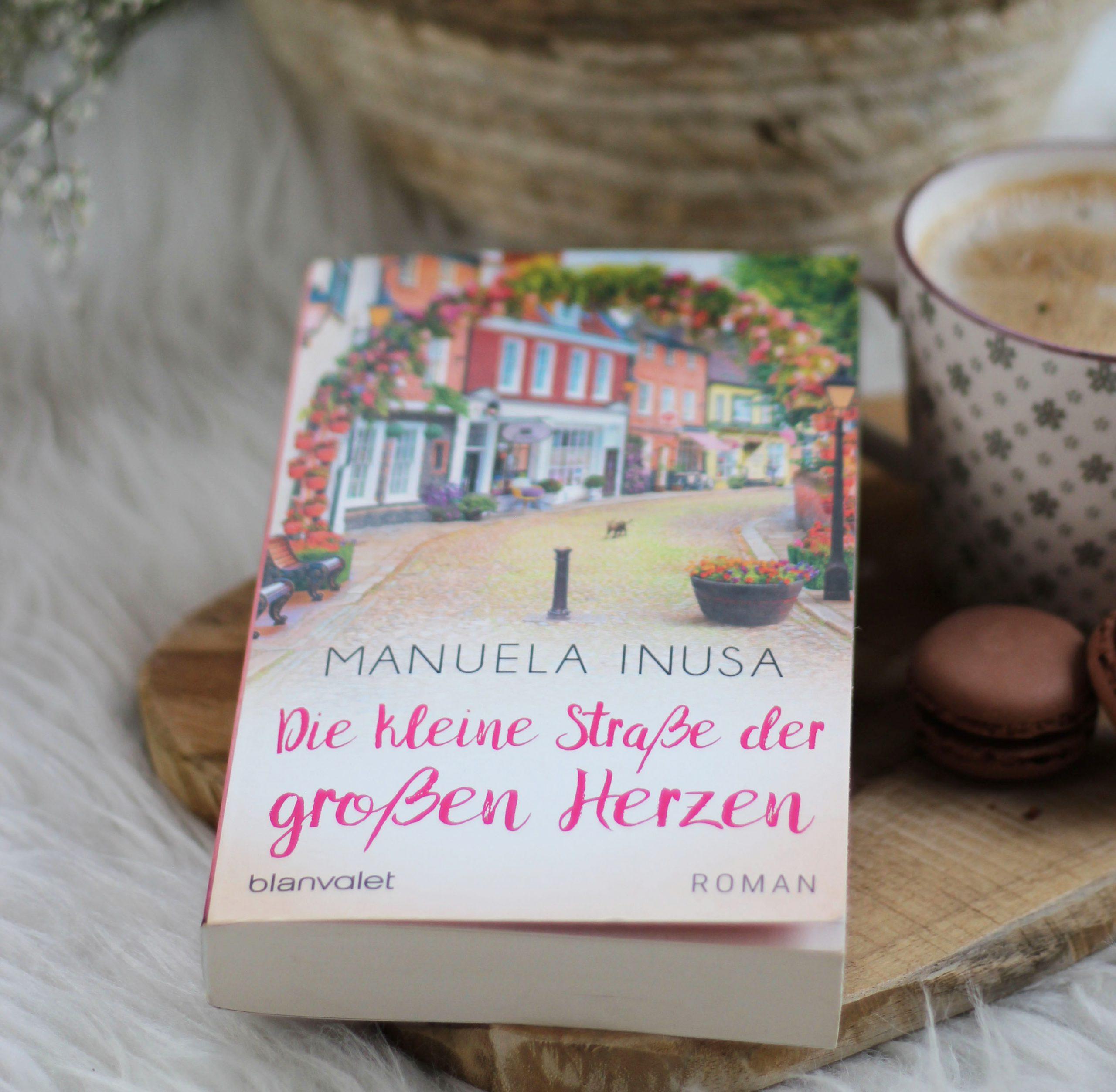 [All about the books] Manuela Inusa – Die kleine Straße der großen Herzen