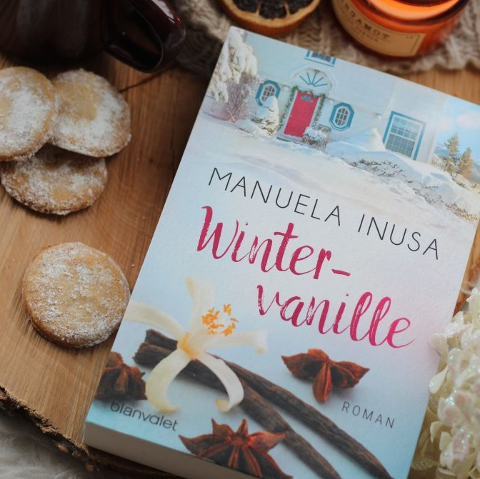 [All about the books] Manuela Inusa – Wintervanille