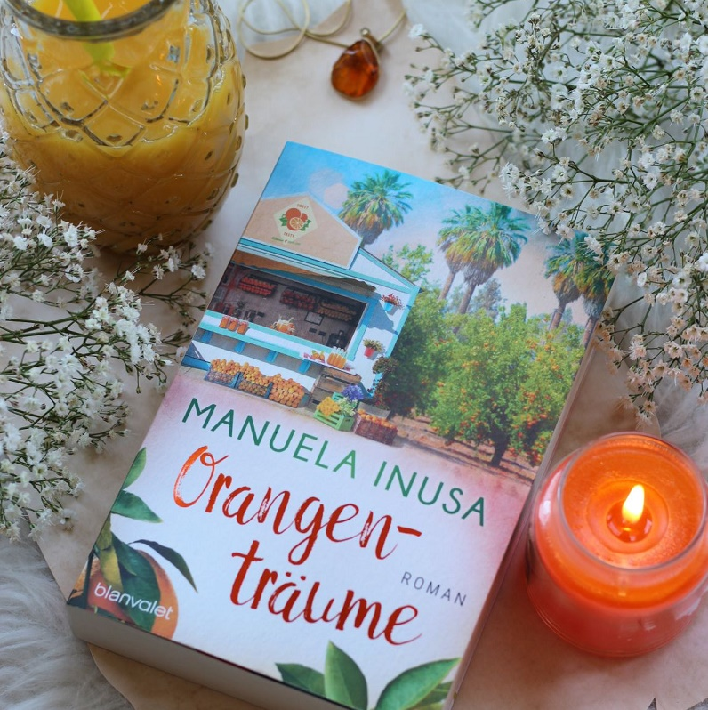 [All about the books] Manuela Inusa – Orangenträume
