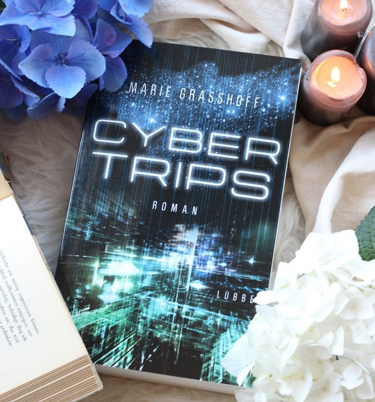 [All about the books] Marie Grasshoff – Cyber Trips